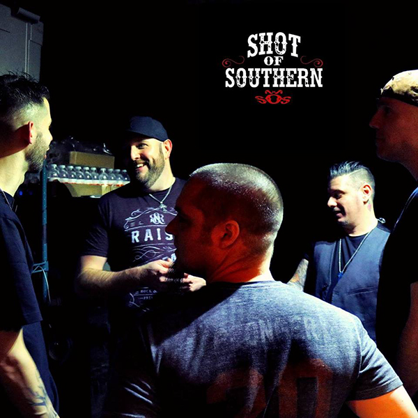 A E M  Inc, Anderson Entertainment, Shot of Southern Band Page
